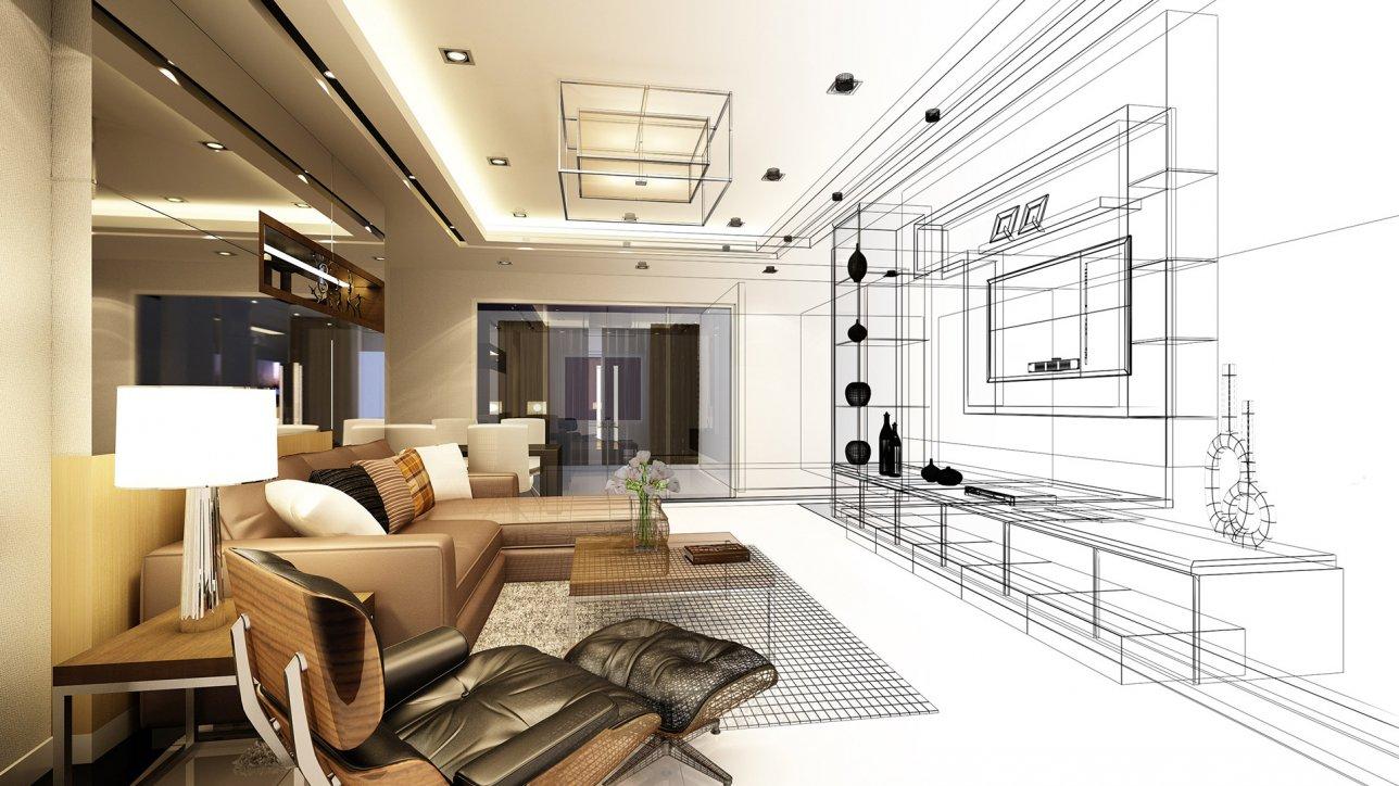 Progettazione Di Interni On Line : Come e perche chiedere una progettazione di interni online
